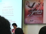 "Launch of Zubir Said: The Composer"" on 1 Oct 2012"